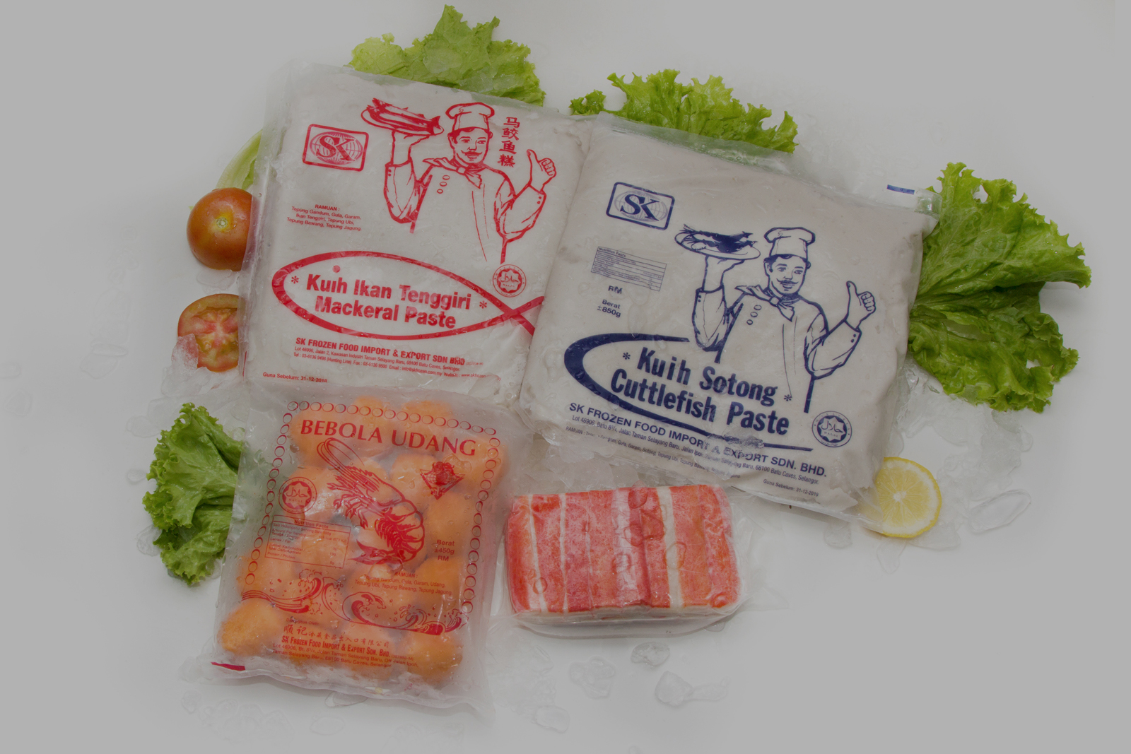 SK FROZEN FOOD – Imported Frozen Food Product